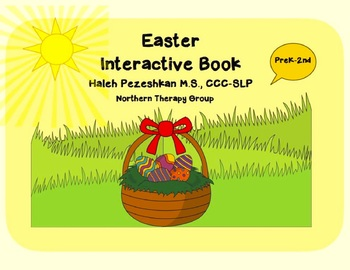 Easter Interactive Book
