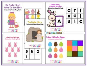 Easter Interactive Book Bundle