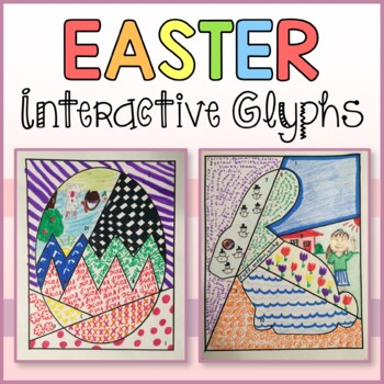 Easter Interactive Glyphs