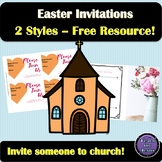 Easter Invitations | Invite Your Neighbors to Church