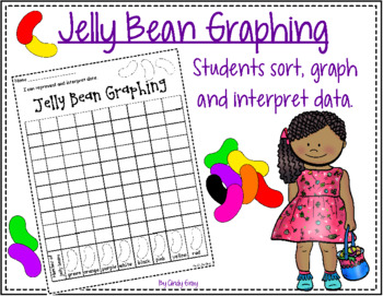 Jelly Bean Graph Worksheets & Teaching Resources | TpT