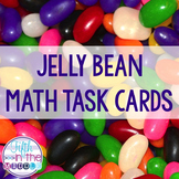 Easter Jelly Bean Multiplication/Division/Decimal Operations Task Cards