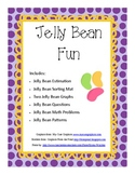 Easter Jelly Bean Sorting and Graphing Activity