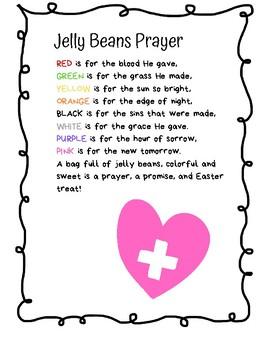 Bean prayer jelly The Story