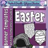 Easter ~ Jesus Has Risen Banner Templates ~ Bible Theme