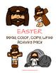 "Easter Jesus ""He is Risen"" Activity Fun Pack"