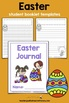 Writing Prompts For Easter: 25 Cut-And-Paste Writing Prompts