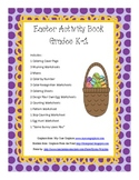 Easter K-1 Activity Packet and Morning Work