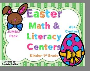 Easter K-1 JUMBO Pack (45+ Centers)