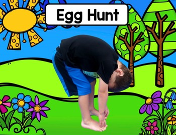 Easter KIDS Yoga