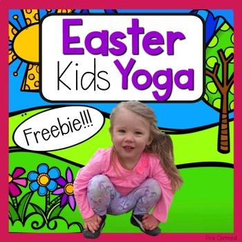 Easter KIDS Yoga