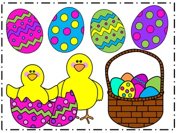 Easter Kids Clip Art {By Busy Bee Clip Art}