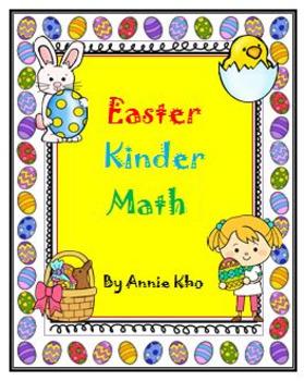 Easter Kinder Math