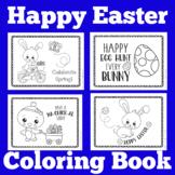 Easter Coloring Book Pages | Preschool Kindergarten | Colo