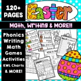 Easter Math Easter Writing