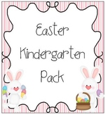Easter Kindergarten Pack