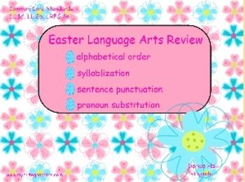 Easter L Arts Practice