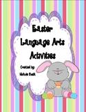 Easter Language Arts Activites