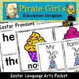 Easter Language Arts Packet