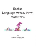 Easter Language Arts and Math Activities