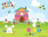 Easter Language Building Activity