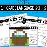 Easter Language & Grammar Worksheets