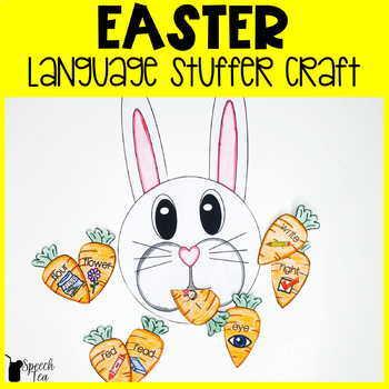Easter Language Stuffer Craft