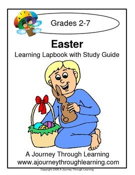 Easter Lapbook with Study Guides