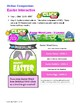 Easter Learning & Fun Includes: Spelling & Vocab & Games 3
