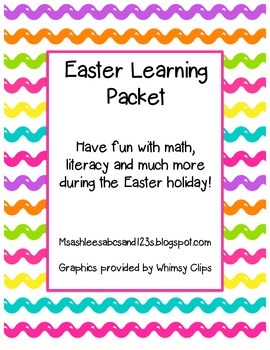 Easter Learning Set