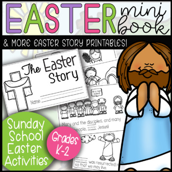 The Easter Story and Easter Coloring Pages | Bible coloring ... | 350x350