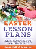 Easter Lesson Plans