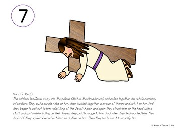 Easter Lesson:  The Death, Burial, and Resurrection of Jesus