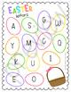 Easter Egg Letter Games