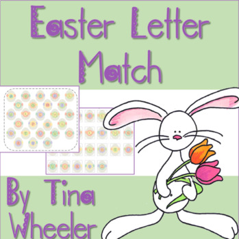 Easter Letter Match