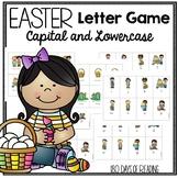 Easter Letter Names and Sounds Game for Letter Naming Fluency