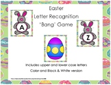 Easter Letter Recognition 'Bang' Game