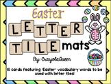 Easter Letter Tile Mats