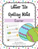 Easter Letter Tiles Spelling Mat