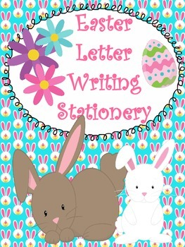 Easter Letter Writing Templates