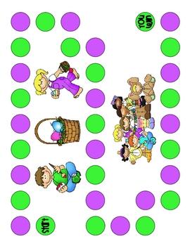 Easter Literacy Activities