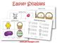Easter Literacy Activities for Pre-K and Kindergarten
