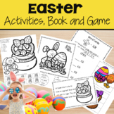 Easter with Mini Book, Game and Craft