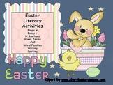 Easter Literacy Games & Activities