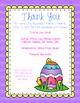 Easter Literacy & Math for K and 1st