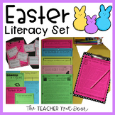 Easter Literacy Set   Easter Activities