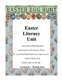 Easter Literacy Unit