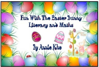 Easter Literacy and Math Fun