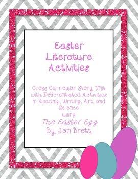 Easter Literature Activities