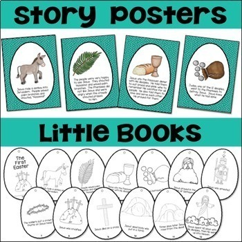 Easter Little Book, Printables and More